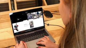 Présentation nouveau site internet Flyblade