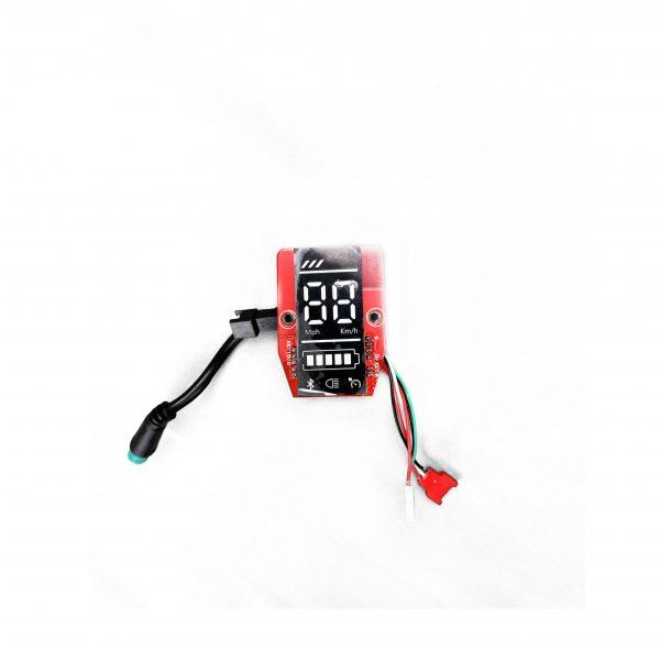 Ecran LED + câbles Draisienne FBD-C2
